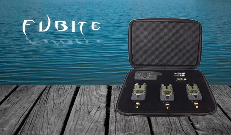 Fubite Green Deluxe Funkbissanzeiger SET 3+1