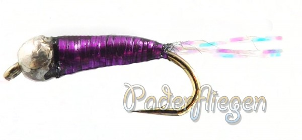 Perdigon Tungsten Purple
