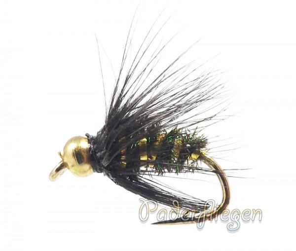 Black & Peacock BH