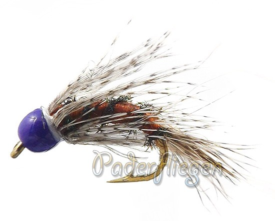 Patridge Purple Tungsten Red Attract