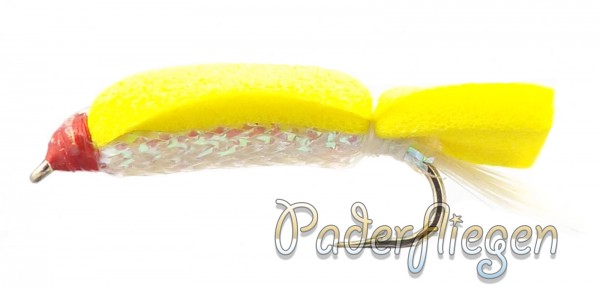 Floating Foam Fly Yellow