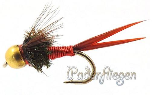 Copper John Red