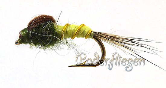 Hare Ribbed yellow