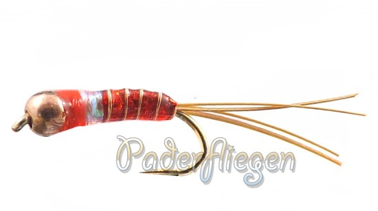 Perdigon Tungsten Coppper Red