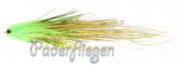 Paderpike Fleecy Bright Green