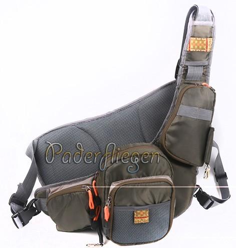Sling Pack Schultertasche