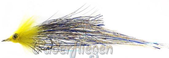 Paderpike Glitter Predator Yellow Attract