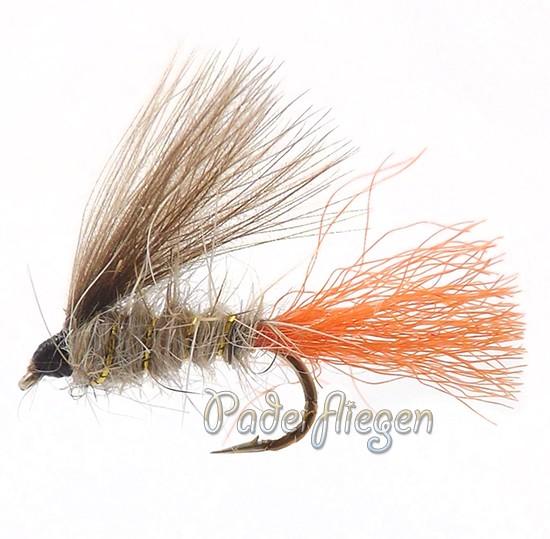 CDC Light Hares Ear Orange Tag