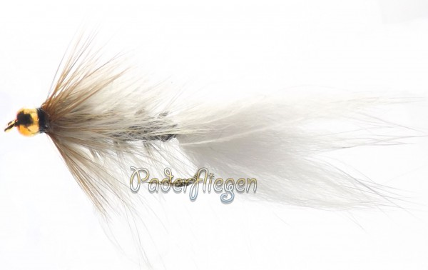 Fox White Tan BH