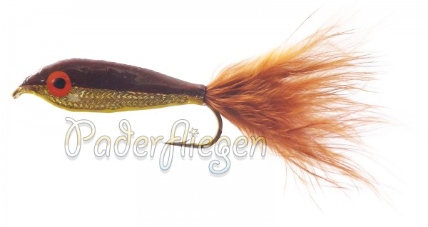 Epoxy Minnow Brown