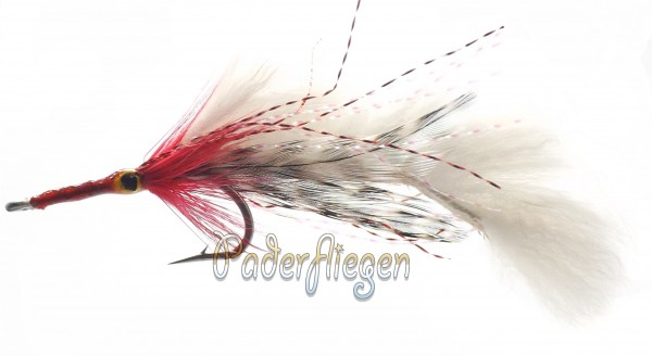 Tarpon Taker White