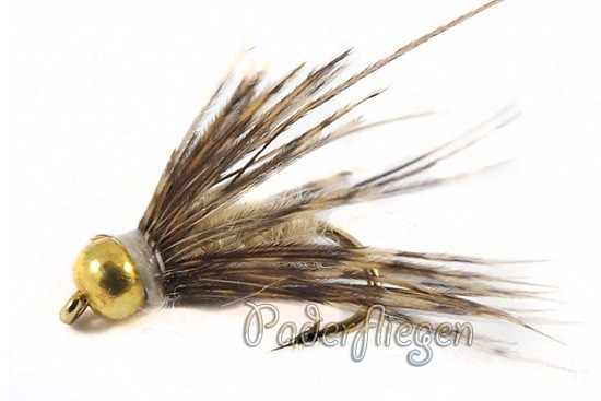 Caddis Pups Cream