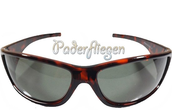 Polarisationsbrille Grau