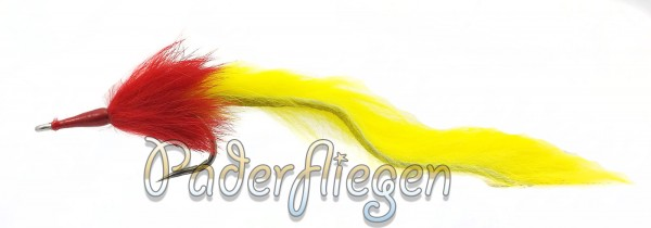 Rabbit Fly Red Yellow