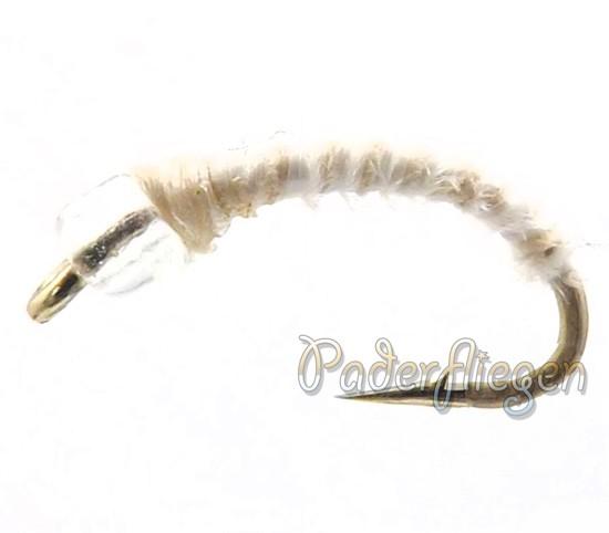 Midge White Larva