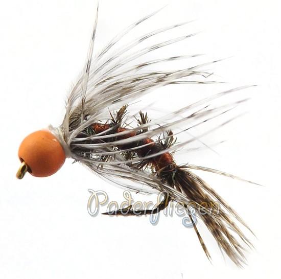 Patridge Orange Tungsten Red Attract