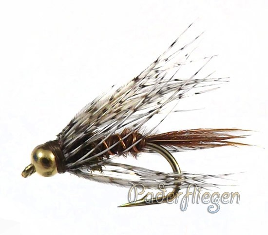 Pheasant Tail Soft Hackles