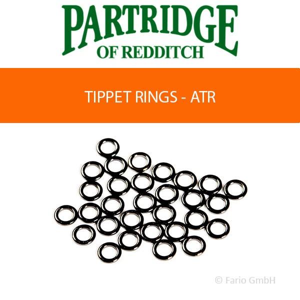 Partridge Tippet Rings Vorfachringe ATR