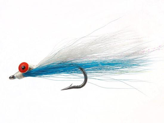 Clouser Minnow Blue