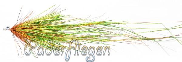 Paderpike Glitter Predator Deep Gold/Green