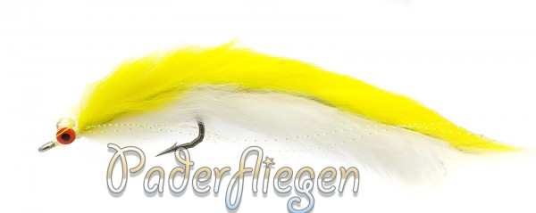 Rabbit Yellow White
