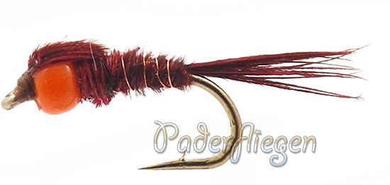Hot Head P-Tail Claret