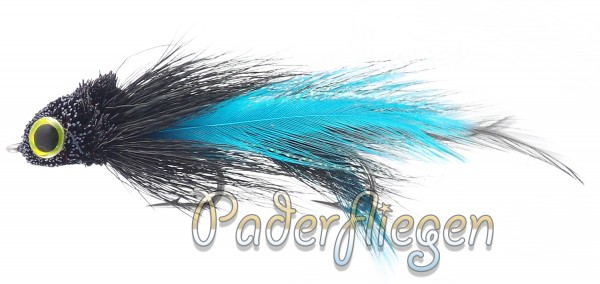 Paderpike Little Tandem Black Light Blue