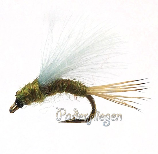 CDC Blue Dun Elk Emerger