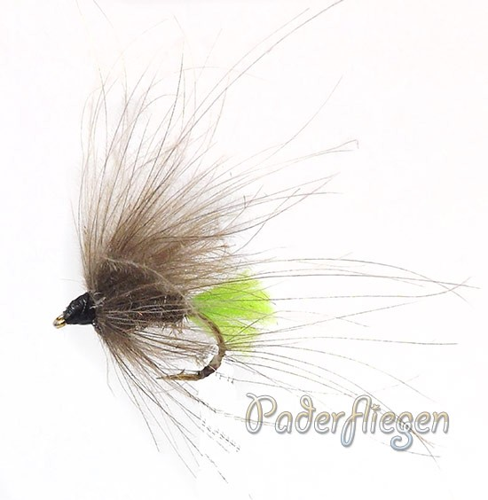 CDC Hackle Caddis
