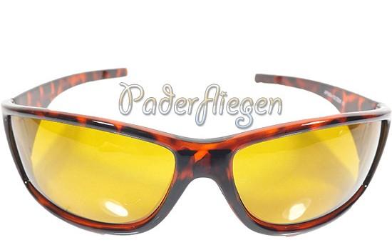 Polarisationsbrille Gelb