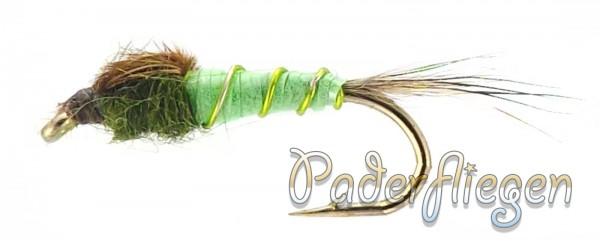 Hare Ribbed Green