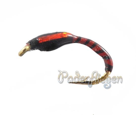 Buzzer Epoxy Red Black