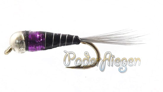 Perdigon Tungsten Black Purple
