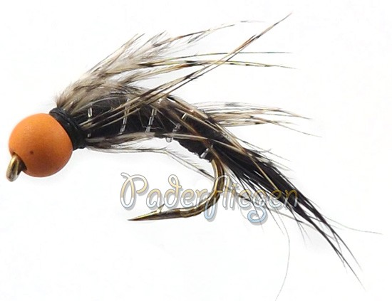 Patridge Orange Tungsten Blackbody