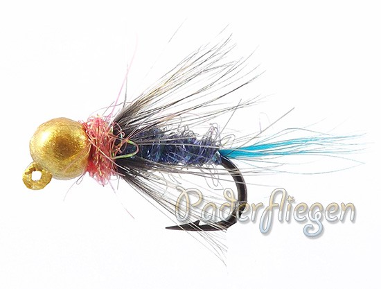 Tungsten Jig Blue Tail