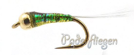 Perdigon Tungsten Light Olive