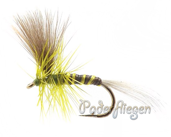 CDC Thorax Peacock Olive